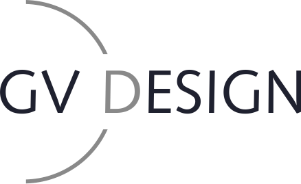 GV Design Logo
