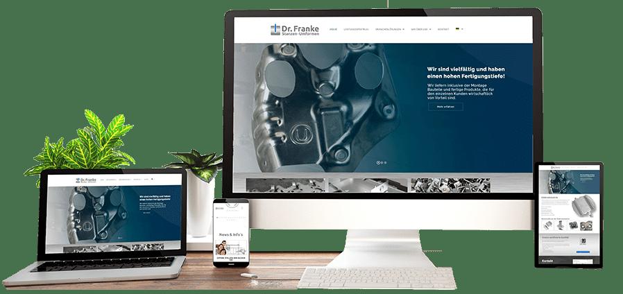 webdesignFranke